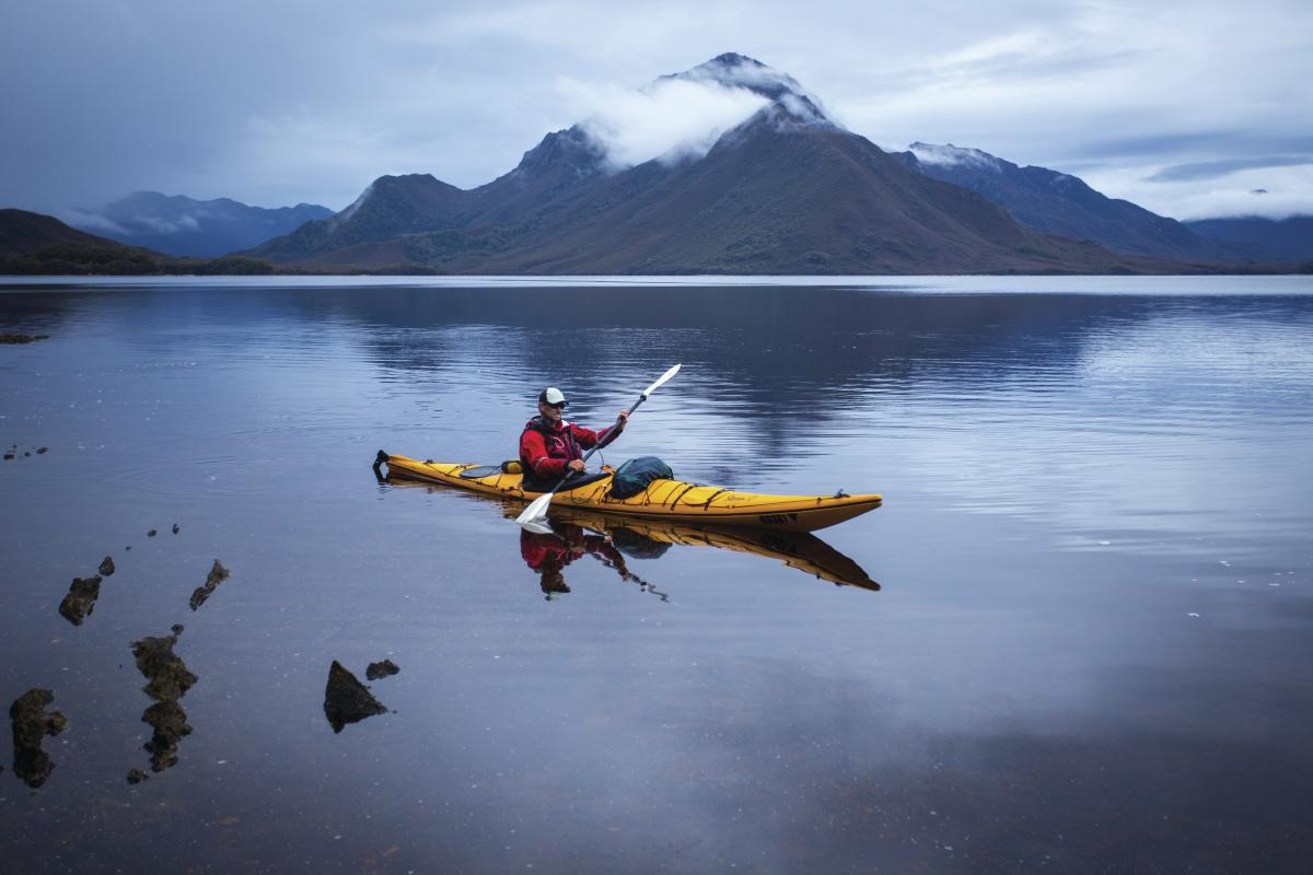 Roaring 40s Kayaking Blog - Reg's Tips on preparing for kayaking expeditions