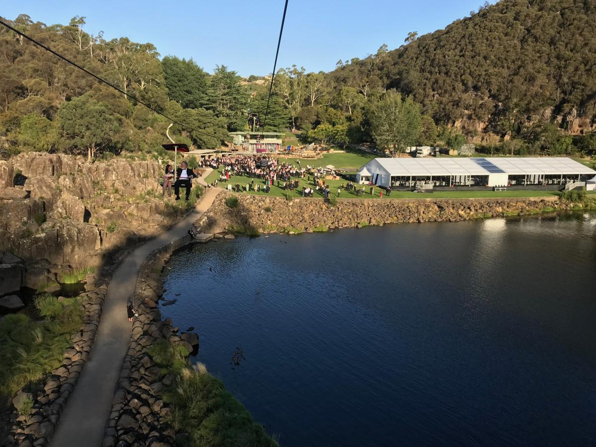 Roaring 40s Kayaking Blog - The Cataract Gorge, Launceston