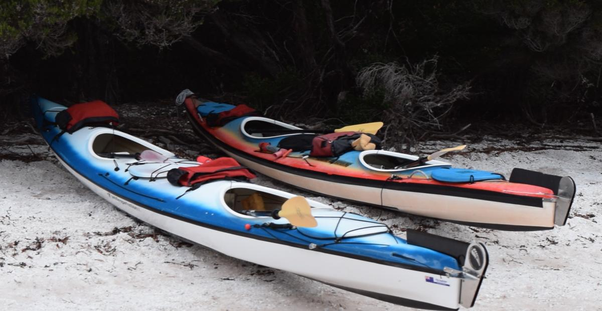 Roaring 40s Kayaking Blog - Reg's Pre-season kayak checklist