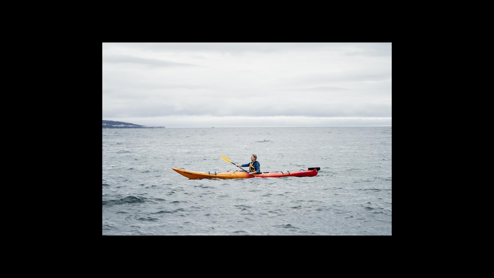 Roaring 40s Kayaking - Learn to kayak safely Hobart Tasmania