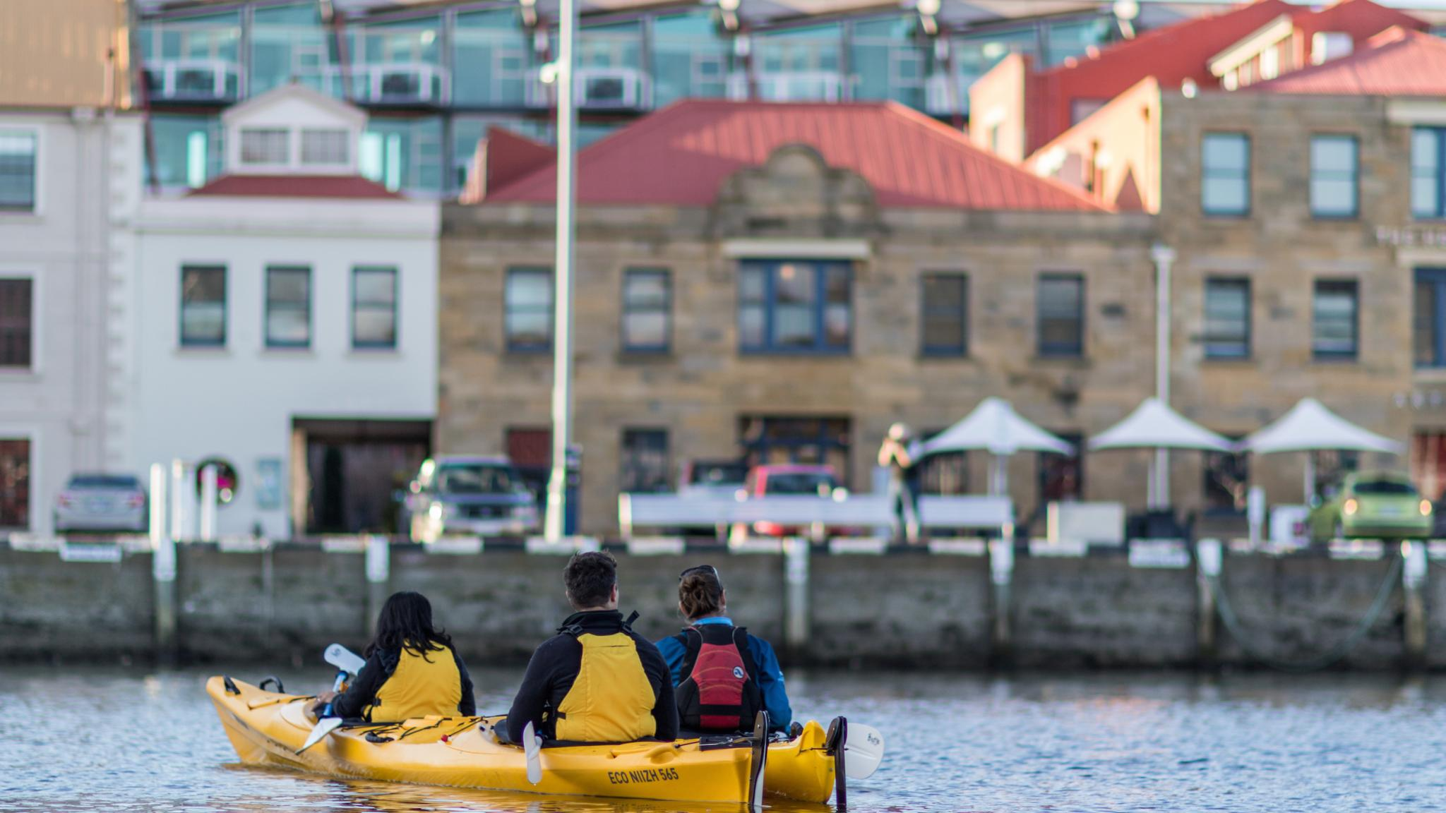 Roaring 40s Kayaking - Kayaking Hobart Day Tour - One of the best things to do in Hobart
