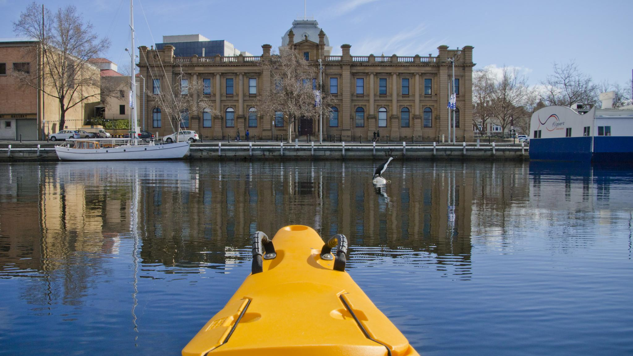 Roaring 40s Kayaking - Kayaking Hobart - One of the best things to do in Hobart