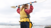 Roaring 40s Kayaking - Learning correct sea kayak paddling strokes Hobart Tasmania