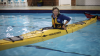 Roaring 40s Kayaking - Kayak Pool Rescue Lesson Hobart Tasmania